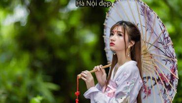 Những địa điểm chụp ảnh cổ trang Trung Quốc tại Hà Nội đẹp