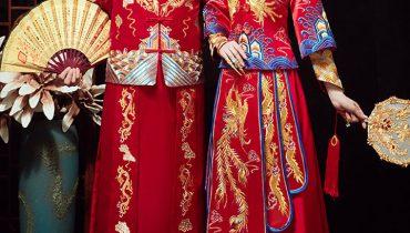 20 mẫu áo khỏa cưới màu đỏ đẹp & ấn tượng nhất 2021