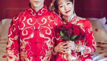 Áo khỏa ngày cưới của người Hoa có gì đặc biệt?