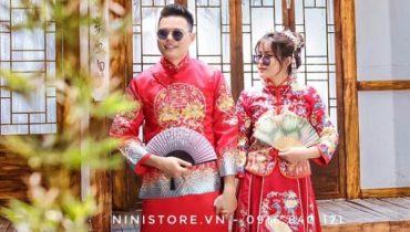 Xem 99+ Bộ ảnh cưới cổ trang Trung Quốc đẹp ngầu tại Việt Nam