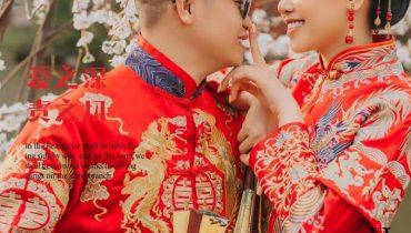 40 bộ Hỷ phục Cổ trang Trung quốc, đồ cưới cổ trung hoa đẹp nhất 2021
