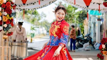 30 mẫu áo khỏa Trung Quốc đẹp nhất 2021