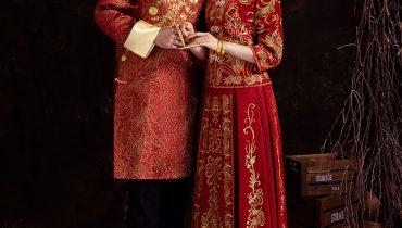 Đồ cưới cổ trang Trung Quốc gọi là gì? Tại sao lại là xu hướng ở Việt Nam