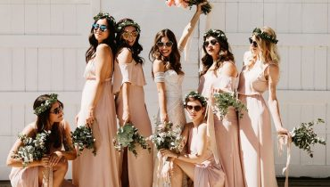 Top 5 shop cho thuê váy đầm phù dâu đẹp uy tín ở TPHCM